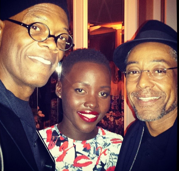 Lupita Attracts Greatness