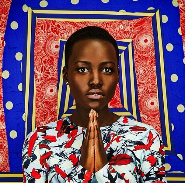 Lupita In Color