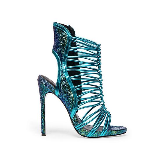 A True Blue Shoe