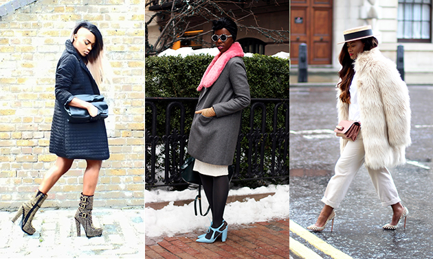 10 Statement Shoe Moments From Our Favorite Bloggers