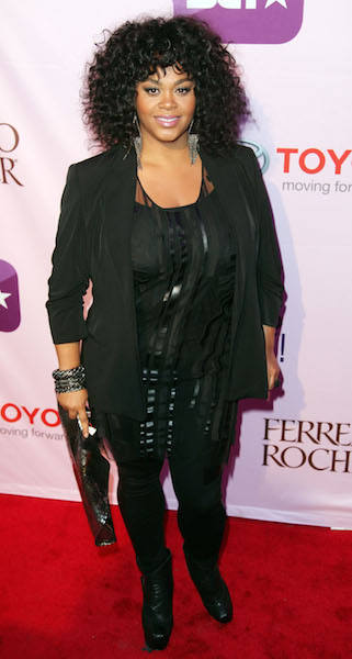 Jill Scott arrives at the 2011 Black Girls Rock! Awards