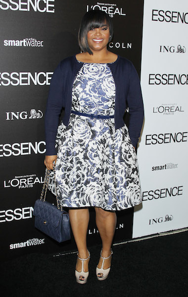 Jill Scott attends the 5th Annual ESSENCE Black Women In Hollywood Luncheon