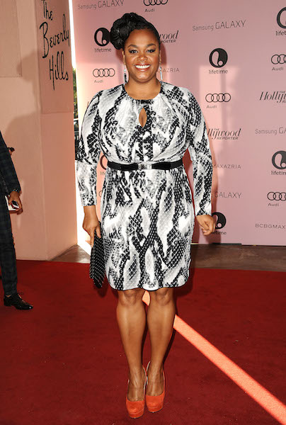 Jill Scott attends the Hollywood Reporter's 21st annual Women In Entertainment breakfast
