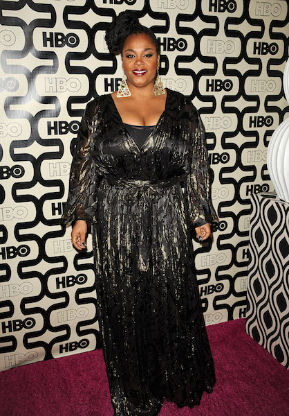 Jill Scott attends the HBO after party at the 70th annual Golden Globe Awards
