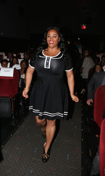 Jill Scott is all smiles at the 17th Annual Urbanworld Film Festival