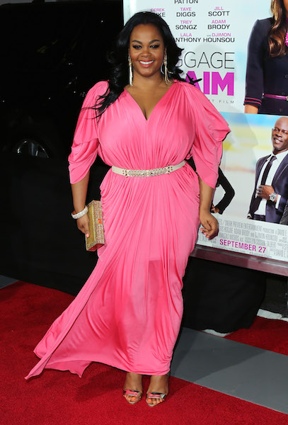 "Jill Scott attends the premiere of Fox Searchlight Pictures' ""Baggage Claim"""