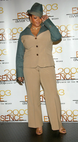 Jill Scott arrives at the 16th Annual Essence Awards