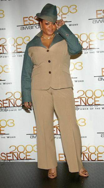 Jill Scott arrives at the 16th Annual Essence Awards