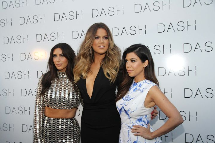 Kim, Khloe, Kourtney