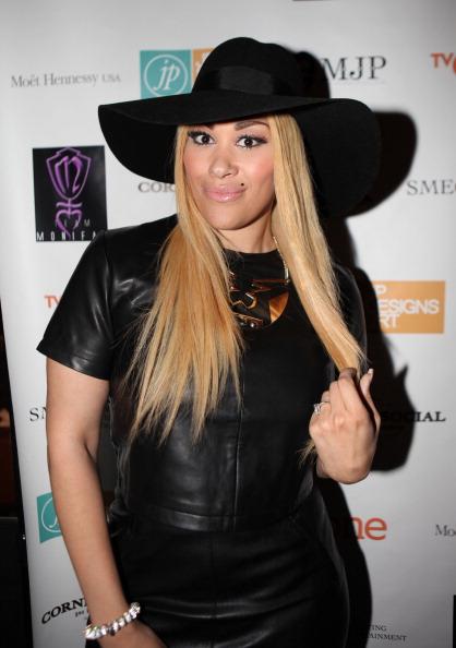 "KeKe Wyatt ""R&B Divas"" Private Viewing"