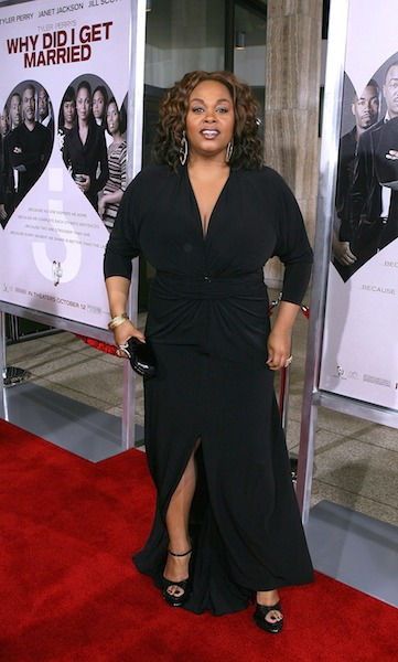 "Jill Scott arrives at Lionsgate's Premiere Of ""Why Did I Get Married?"""