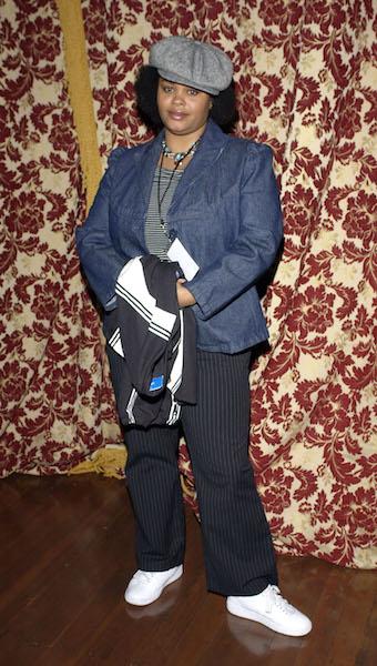 Jill Scott arrives at the 2nd Annual Shortlist Music Awards Concert