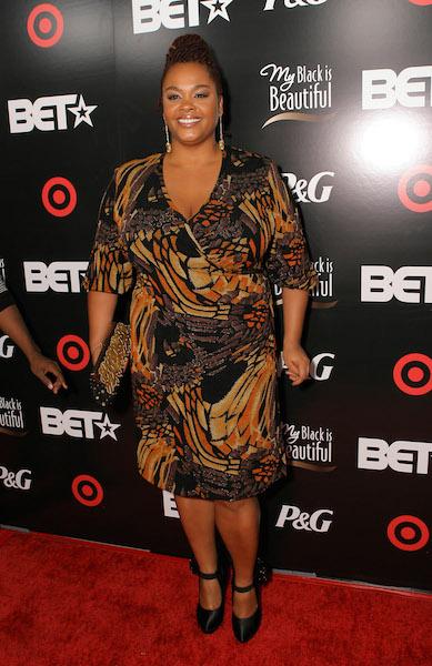 Jill Scott attends Debra Lee's 2008 BET Awards Dinner
