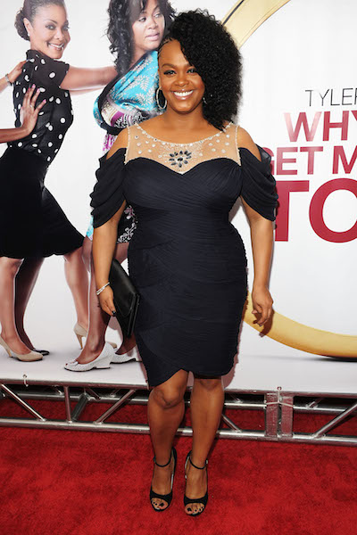 "Jill Scott attends the premiere of ""Why Did I Get Married Too?"""