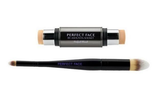 ashunta perfect face foundation stick