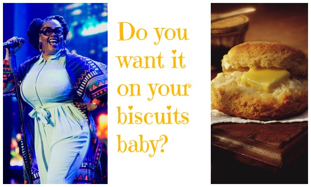 Big Buttery Biscuits