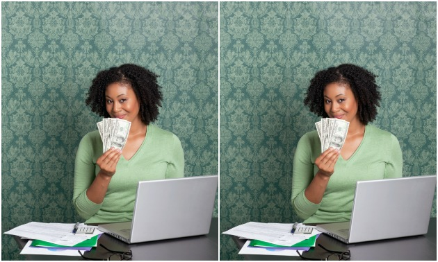 black-woman-career-money