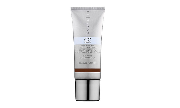 COVER FX CC Cream Time Release Tinted Treatment