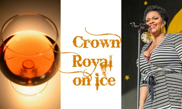 Queen Wears The Crown Royal