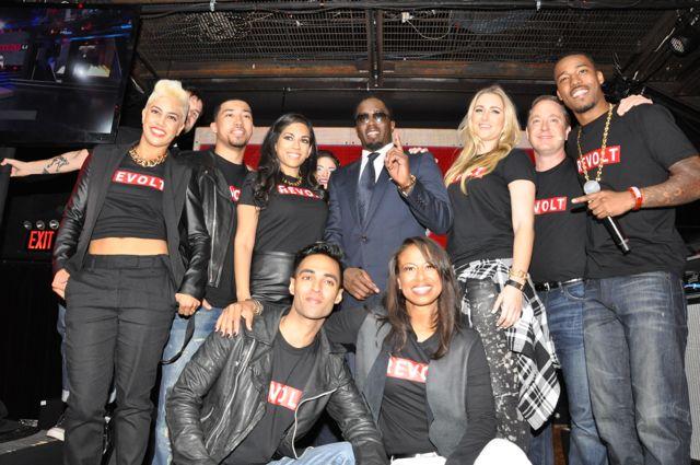 Diddy & Revolt Hosts