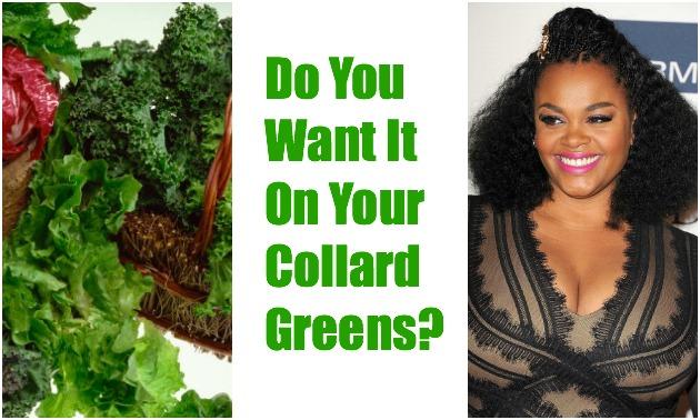 It's Love Collard Greens