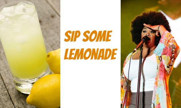 Lusty Lemonade