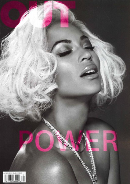 Out Magazine's Power Issue