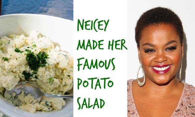 Aunt Niecey's Famous Potato Salad