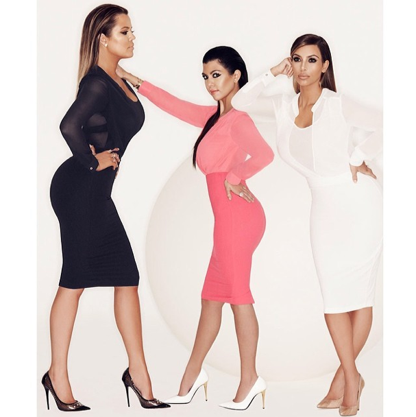 Khloe, Kourtney & Kim