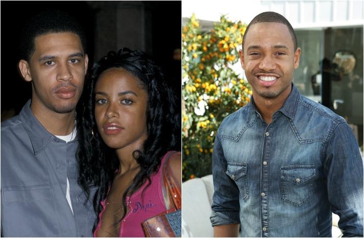 Terrence J As Aaliyah's Brother Rashad Haughton
