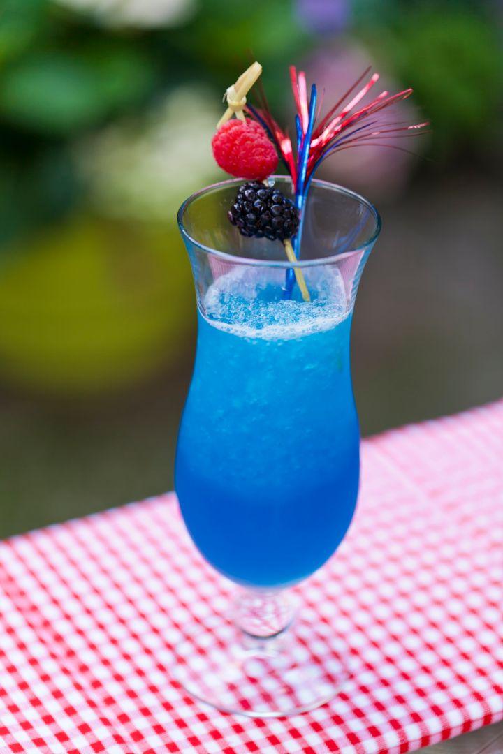 AmericaThe Blue-tiful