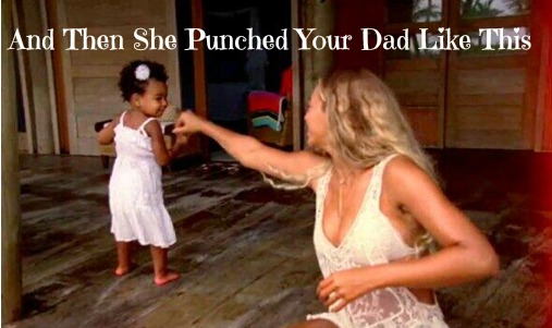 beyonce solange fight