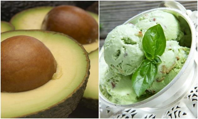 Ice Creamy Avocado