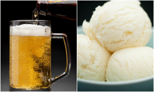 Beermonade Ice Cream