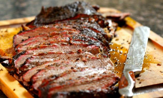 Low & Slow Beef Brisket