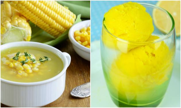 Ice Creamed Corn