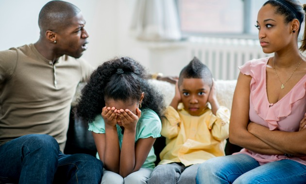 family-argument