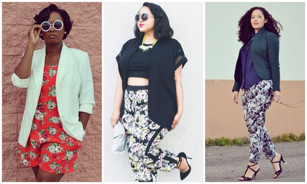 how to wear floral prints for spring