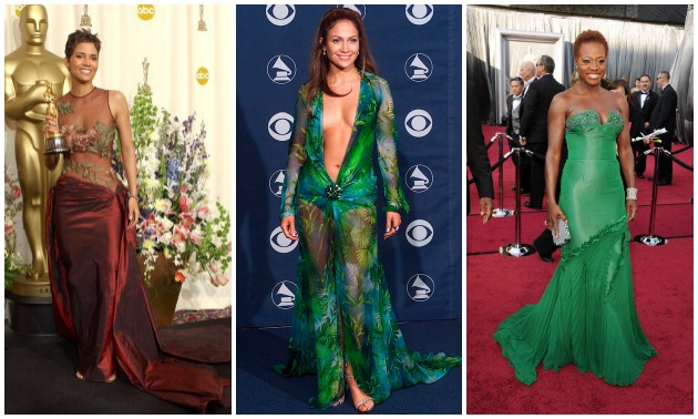The Most Memorable Red Carpet Looks…EVER!