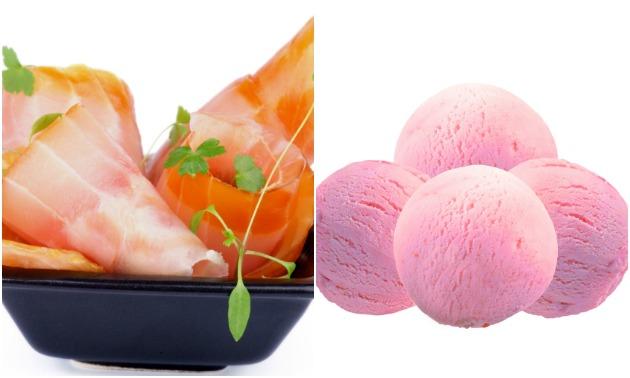 Ice Cream Cheese & Lox