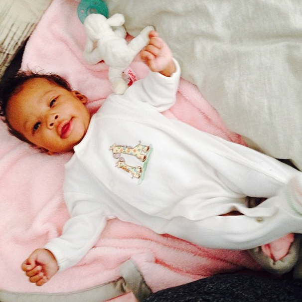 Marley Rae Poses It Up For Instagram!