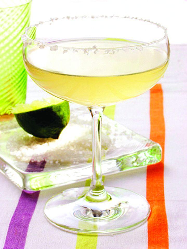 Warm Sake Margarita (recipe provided by Andrea Correale-Celebrity Caterer and President & Founder of Elegant Affairs)