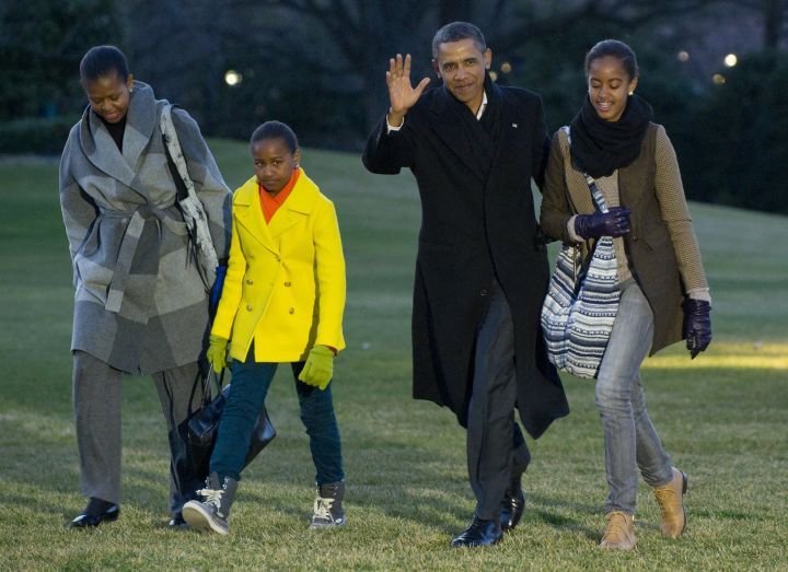 January 2012; Back to the White House