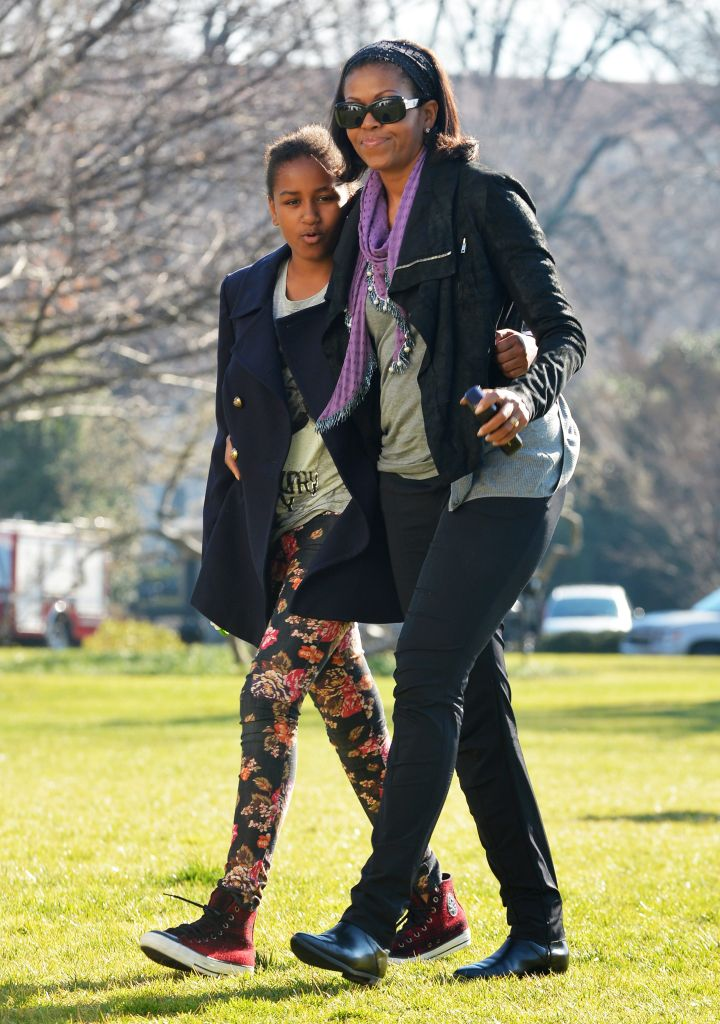 January 2013; White House Walks