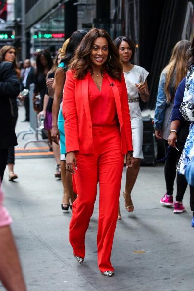Lala Celebrity Sightings In New York City - June 17, 2014