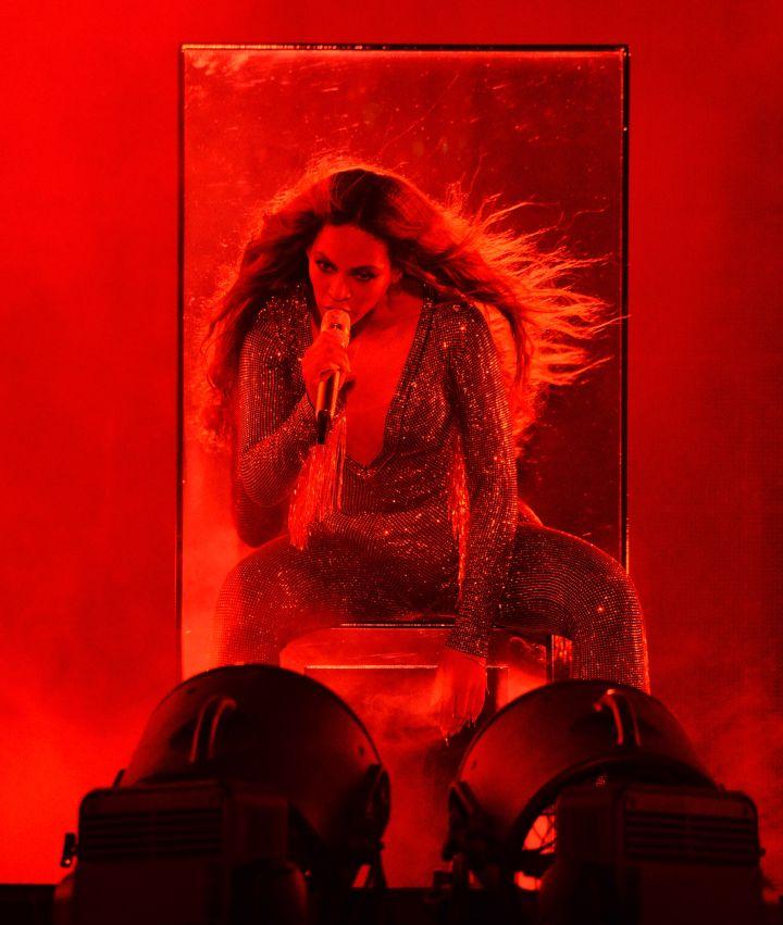 Beyonce's Diva Fan
