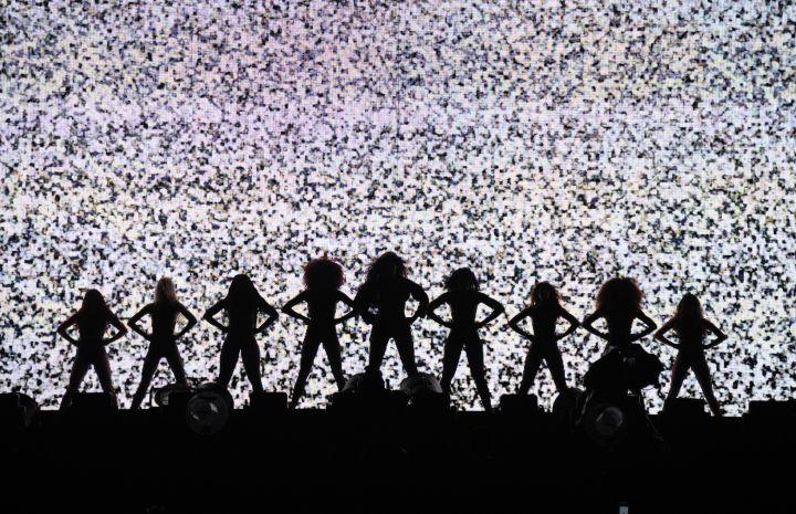 Beyonce & The Girls