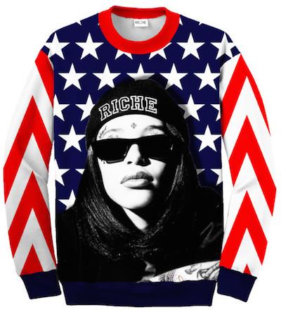 Aaliyah Pullover