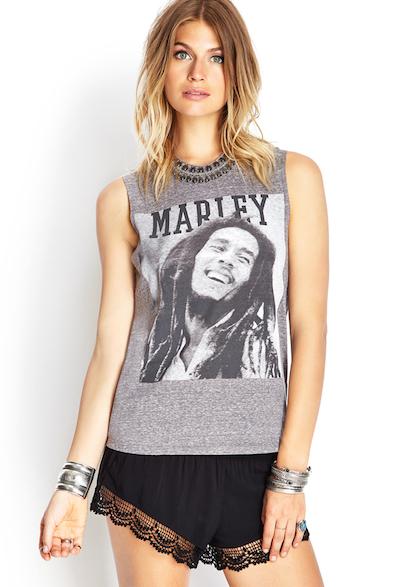 Bob Marley Tank