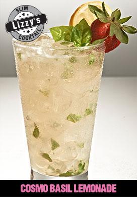 Cosmo Basil Lemonade
